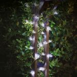 Smart Garden Ultra Solar String Lights – 25 Orbs