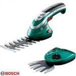 Bosch ISIO III Shape & Edge Cordless Li-ion Trimmer