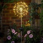 Smart Solar Starburst Stake Lights