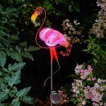 Smart Garden Flamingo Solar Stake