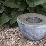 Blagdon Liberty Cut Rock Battery Water Feature w/ Remote