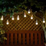 Smart Garden Hugge Solar String Lights-10 LEDS
