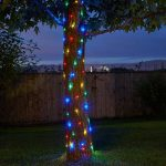 Smart Solar 100 LED Firefly String Lights (Multi-Coloured)