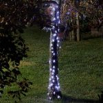 Smart Solar 100 LED Firefly String Lights (Cool White)
