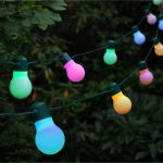 Smart Solar 20 Party Lights (Colour Changing)