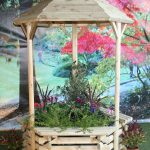 Norlog Wishing Well Planter