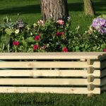 Norlog Giant Tree Seat / Planter
