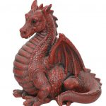 Vivid Arts Winged Dragon RED – Size D