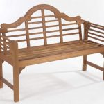 Greenhurst Lutyens Style Bench Natural