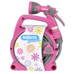 Hozelock Seasons 10m Pico Reel (Pink)