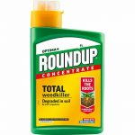 Roundup Optima Concentrate Weedkiller 1 Litre