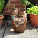 Smart Garden Elvedon Plant Pot Fountain