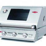 Beefeater Signature S3000S CI 3 Burner Built-In Gas BBQ