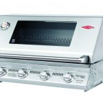 Beefeater Signature S3000S CI 4 Burner Built-In Gas BBQ