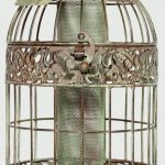 Chapelwood Antique Seed Feeder – Verdigris