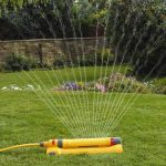 Hozelock Aquastorm 2 in 1 Sprinkler