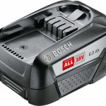 Bosch PBA 18V 6.0 Ah Lithium-ion Battery