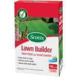 Scotts Lawn Builder Lawn Food & Weed Control Carton