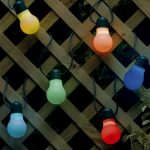 Party Light Solar Light String