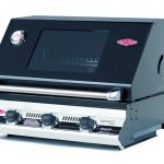 Beefeater Signature S3000E 3 Burner Gas BBQ (Built-In)