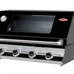 Beefeater Signature S3000E 4 Burner Gas BBQ (Built-In)