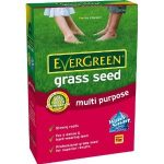 Evergreen Multi Purpose Grass Seed – 28sqm 840g