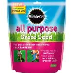 Miracle-Gro All Purpose Grass Seed – 15sqm 450g