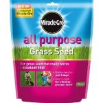 Miracle-Gro All Purpose Grass Seed – 30sqm 900g