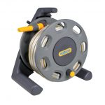 Hozelock Compact Hose Reel with 15m of Hose