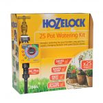 Hozelock 25 Automatic Pot Watering Kit with Sensor Plus Timer