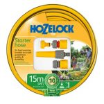 Hozelock 15m Maxi Plus Hose Starter Set