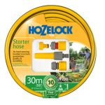 Hozelock 30m Maxi Plus / Starter Hose Set