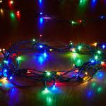 Smart Garden 100 LED String Lights (Multi-Coloured)