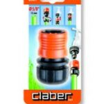 Claber 5/8 inch Coupling