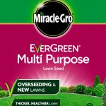 Miracle-Gro EverGreen Multi Purpose Grass Seed 480g