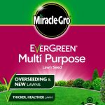 Miracle-Gro EverGreen Multi Purpose Grass Seed 1.6kg