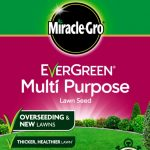 Miracle-Gro Evergreen Multi Purpose Grass Seed 210g