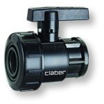 Claber 1 inch X 1 inch Manual Valve