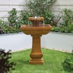 Kelkay Solstice Water Feature with LED Lights