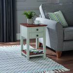 Greenhurst Broadway Two Drawer End Table