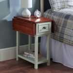 Greenhurst Broadway Drop Leaf End Table