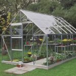Halls Universal Greenhouse (8ft Wide)