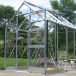 Elite High Eave Greenhouse (6ft Wide)
