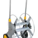 Hozelock 90m Assembled Metal Hose Cart