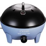 Cadac Citi Chef 40 Portable Gas BBQ (Flint Matt Blue)