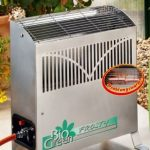Bio Green Frosty 4500 Gas Greenhouse Heater