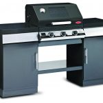 Beefeater Discovery 1100E 3 Burner Gas BBQ Outdoor Kitchen