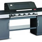 Beefeater Discovery 1100E 5 Burner Gas BBQ Outdoor Kitchen