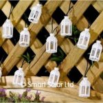 Smart Solar Moroccan Light String x 16 LEDs