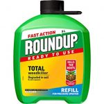 Roundup Fast Action Weedkiller – Refill 5L